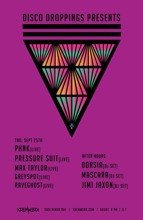 SEPT dd  RGB poster