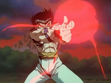Yusuke;_Demon_Gun